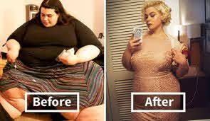 50 Before And After Weight Loss Pictures That, Surprisingly, Show the Same  Person | DeMilked